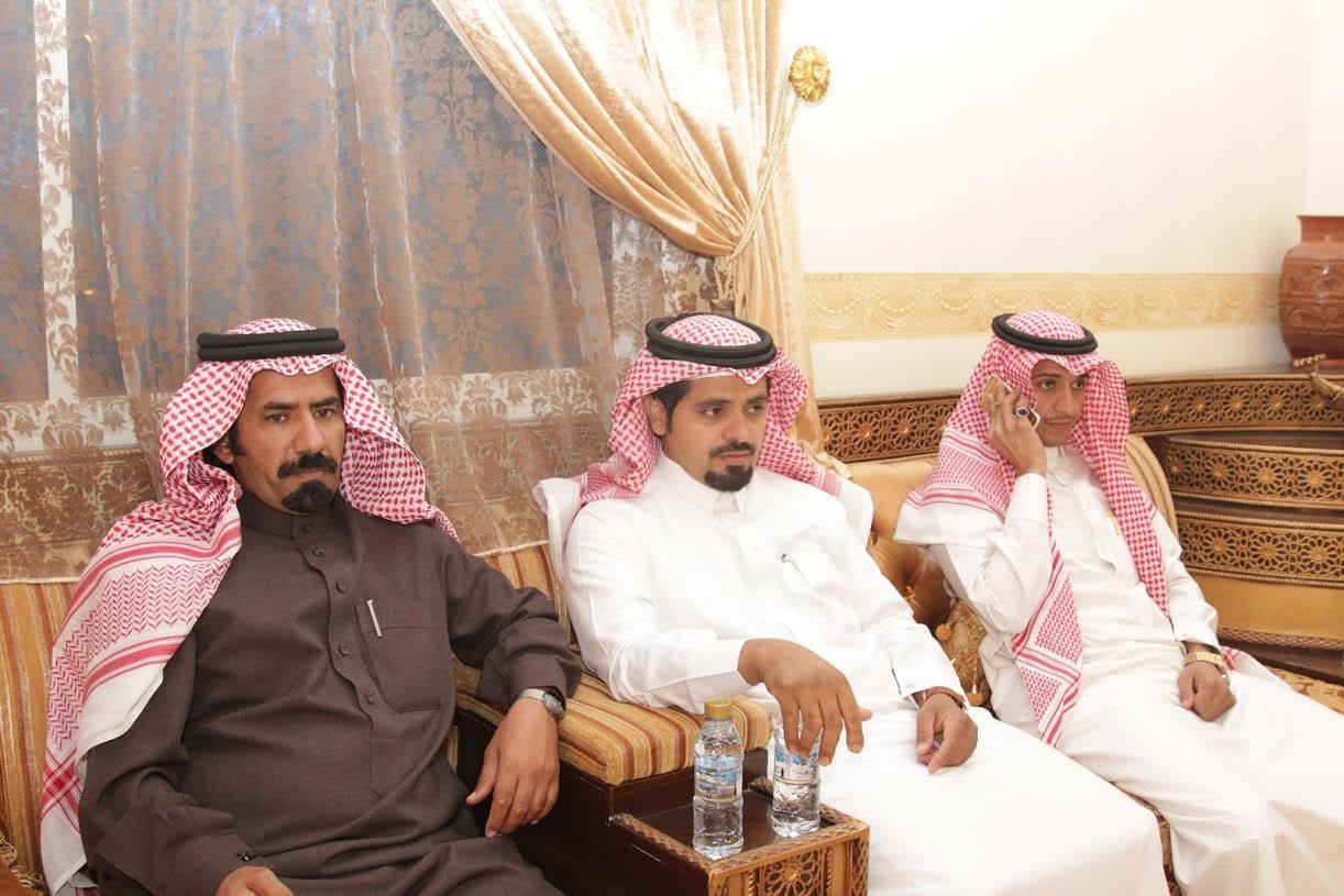 الامير سعود بن عبدالرحمن بضيافة ابن نومة (4)