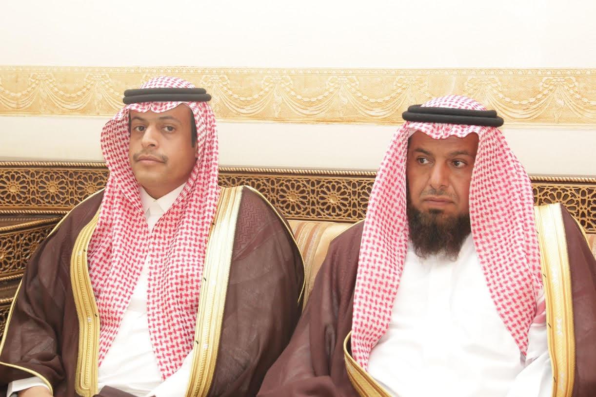 الامير سعود بن عبدالرحمن بضيافة ابن نومة (6)