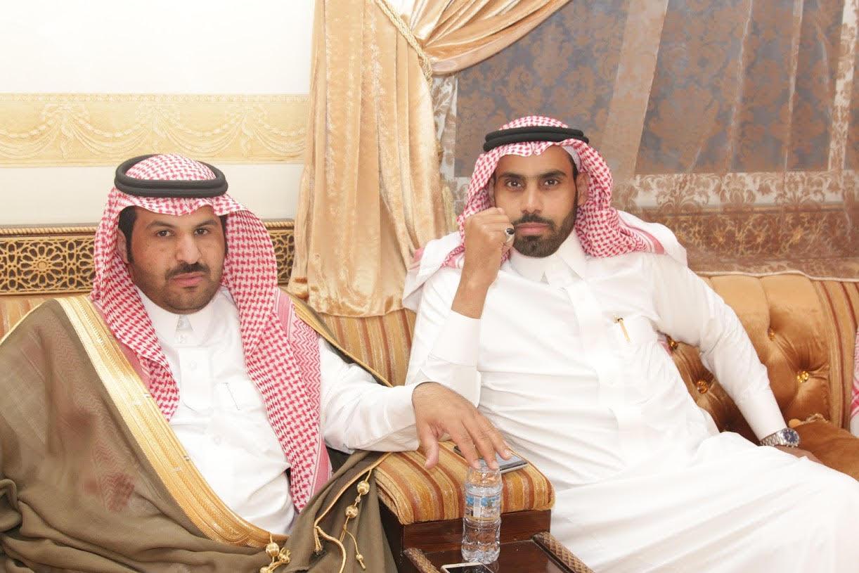 الامير سعود بن عبدالرحمن بضيافة ابن نومة (7)
