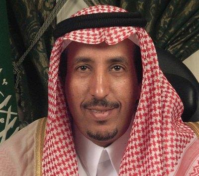 الامير سعود بن عبدالله بن ثنيان رئيس الهيئة الملكية للجبيل