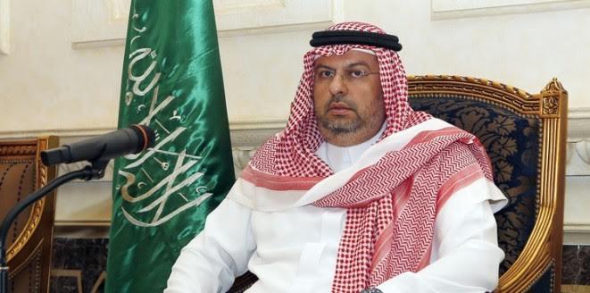 الامير عبد الله بن مساعد الرئيس العام لرعاية الشباب