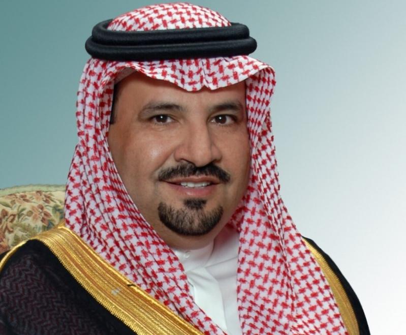 الامير فهد بن بدر بن عبدالعزيز امير منطقة الجوف