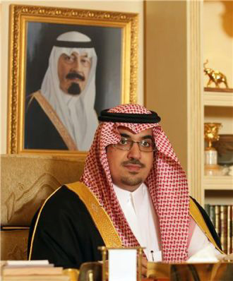 الامير نواف بن فيصل بن عبدالعزيز 2