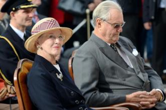 زوج ملكة الدنمارك يرفض دفنه بجوارها - المواطن