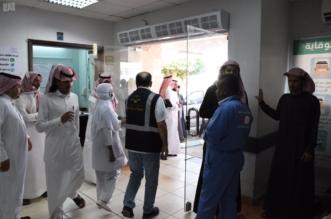 الانتهاء من حالة الطوارئ الصحية الناتجة عن تسمم 150 شخصاً بمحافظة تربة 1
