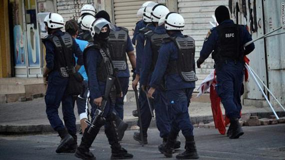 البحرين الامن