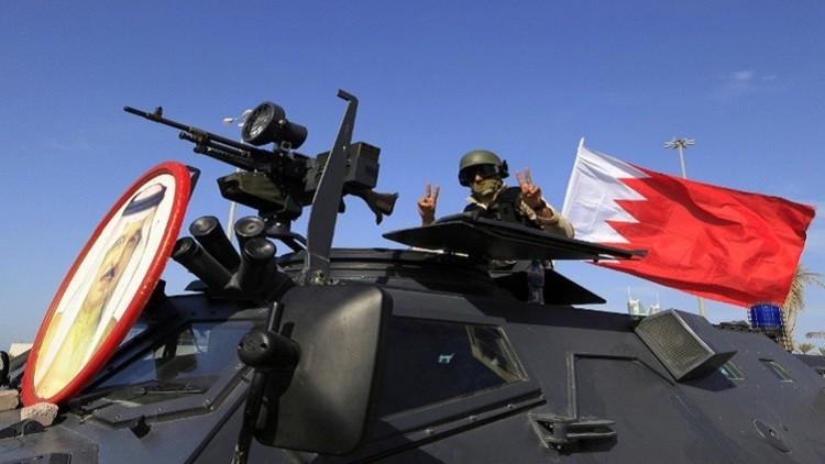 البحرين ترسل  قوات برية لمحاربة داعش بسوريا
