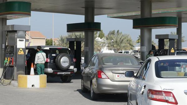 البحرين ترفع أسعار البنزين