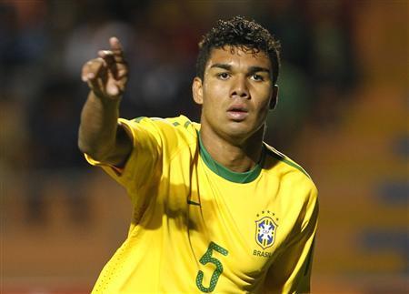 ريال مدريد يتعاقد مع البرازيلي الشاب كاسيميرو نهائيا