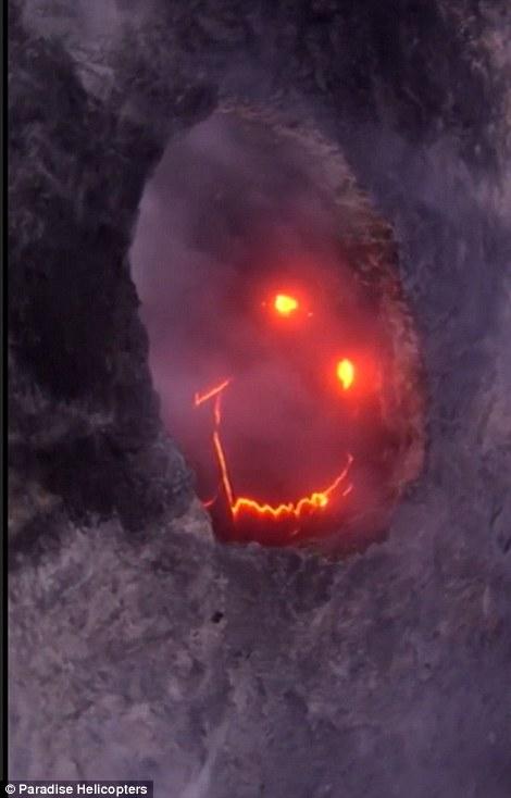 البركان المبتسم 1
