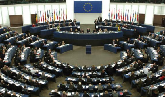 البرلمان الاوربي