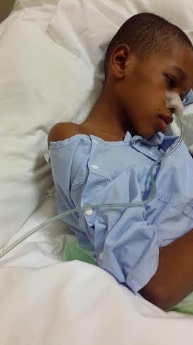 البيشي يناشد وزارة الصحة بنقل ابنه لإحدى المستشفيات المتخصصه