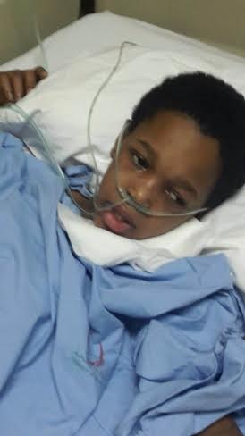 البيشي يناشد وزارة الصحة بنقل ابنه لإحدى المستشفيات المتخصصه1