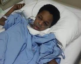 بالصور.. البيشي يناشد #الصحة نقل ابنه لمستشفى متخصص - المواطن