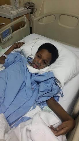 البيشي يناشد وزارة الصحة بنقل ابنه لإحدى المستشفيات المتخصصه2