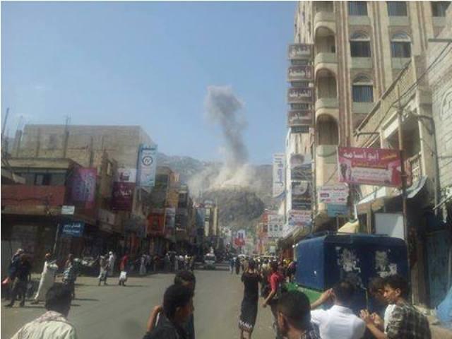 التحالف-يستهدف-قلعة-القاهرة (1)