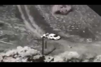 استعد طيران التحالف لدك موكب حوثي وتوقف في آخر لحظة.. شاهد السبب - المواطن