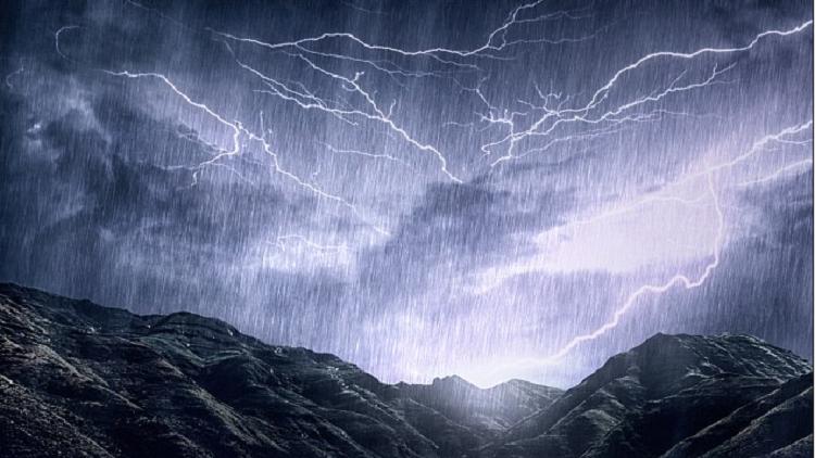 التحكم في الطقس