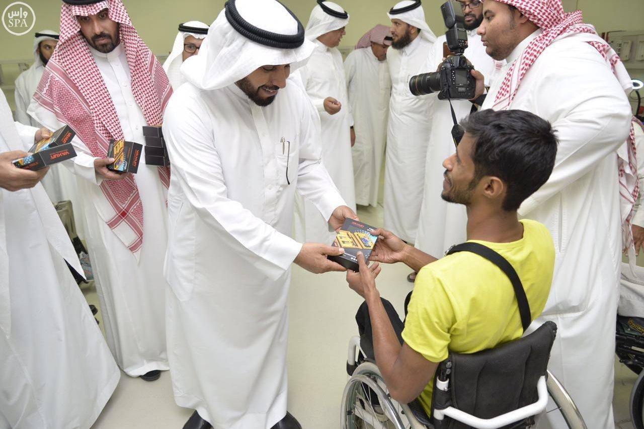 التدريب التقني والمهني وجمعية  حركية  تؤهل ذوي الإعاقة الحركية في سوق الاتصالات (3)