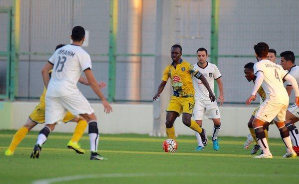 التعاون يسحق السد بسداسية في ختام مبارياته الودية بمعسكر الدوحة (1)