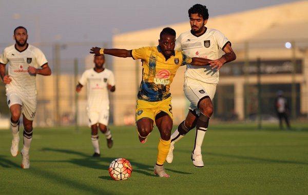 التعاون يسحق السد بسداسية في ختام مبارياته الودية بمعسكر الدوحة (2)