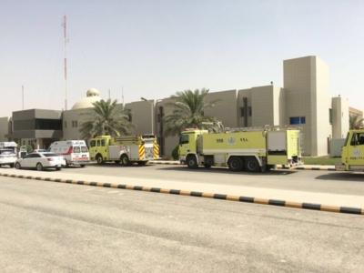 التماس في مستشفى النقاهة (1)