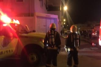 التماس كهربائي يحرق مكيفًا ويُخلي 4 أشخاص في الصالحية - المواطن