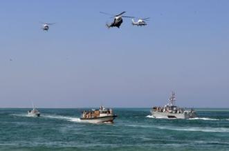 التمرين البحري السعودي السوداني الفلك21