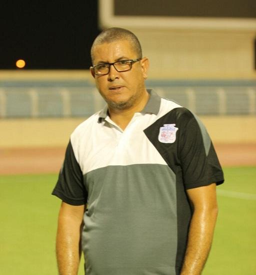 التونسي محمد السعيدي مدرب العدالة