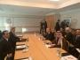 الجبير مع وزراء الخاريجية