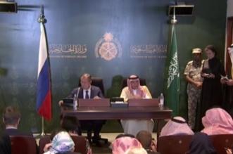 الجبير: المملكة وروسيا حريصتان على التنسيق في مواجهة الإرهاب - المواطن