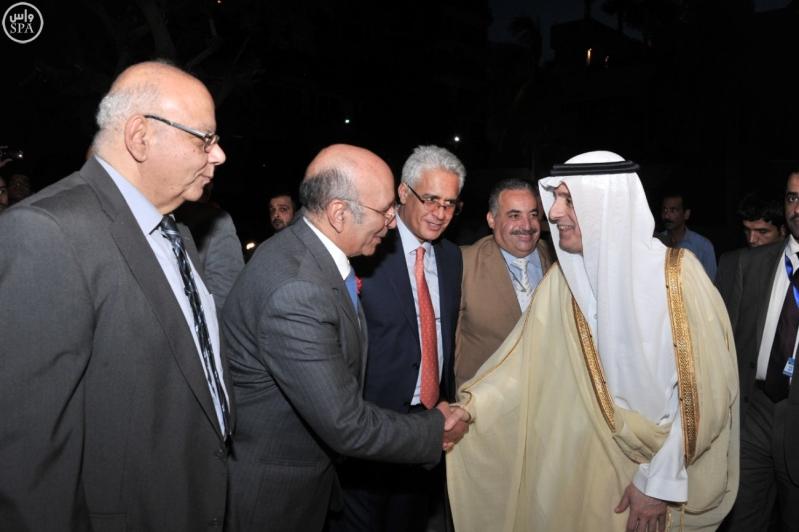الجبير يفتتح النادي الدبلوماسي1