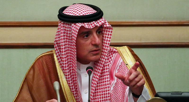 بالفيديو.. الجبير يعري جرائم الحمدين.. ويؤكد: قطر قضية صغيرة