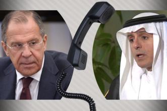 #الجبير و #لافروف يبحثان الوضع في #سوريا قبيل اجتماع #الرياض - المواطن