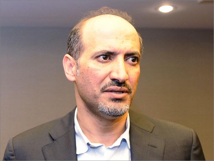بالفيديو...الجربا: نطالب برحيل الأسد فوراً ونقل صلاحياته لحكومة انتقالية - المواطن