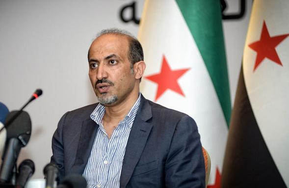 الجربا: أصدقاء سوريا اتخذوا خطوة مهمة لعزل الأسد - المواطن