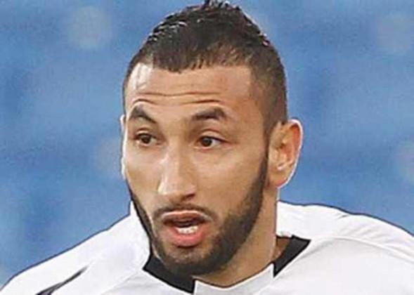 الجزائري نذير بلحاج لاعب نادي السد القطري