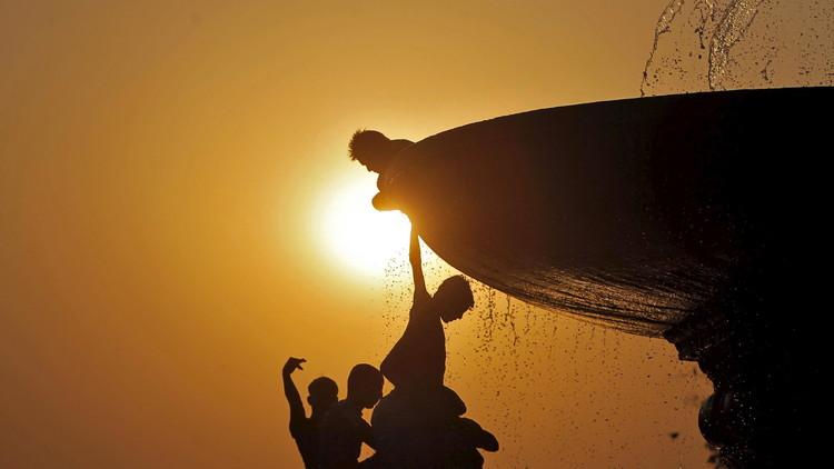 الجفاف يجتاح الهند (1)