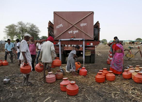 الجفاف يجتاح الهند (3)