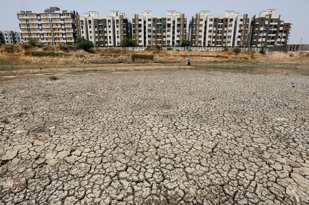 الجفاف يجتاح الهند (5)