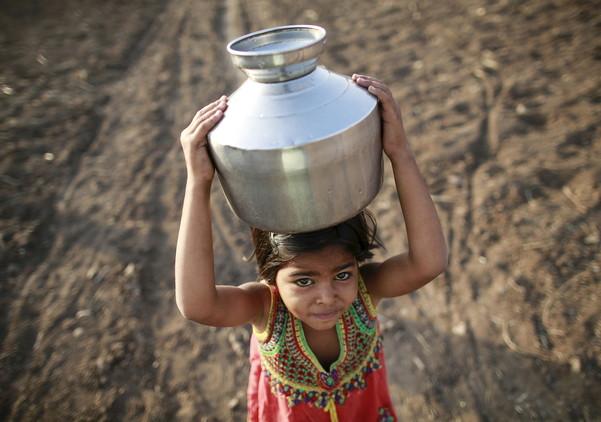 الجفاف يجتاح الهند (6)