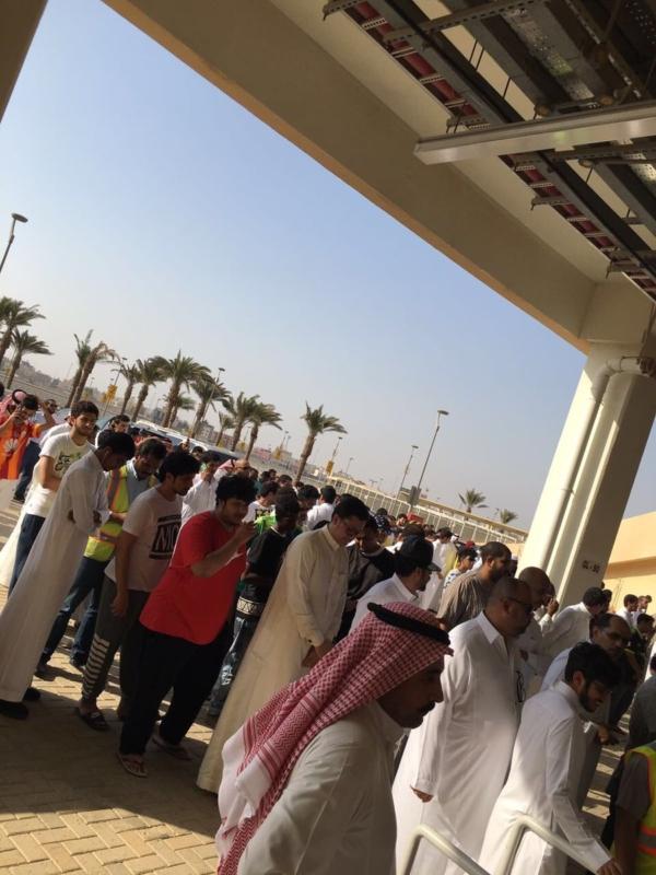 الجماهير السعودية 1