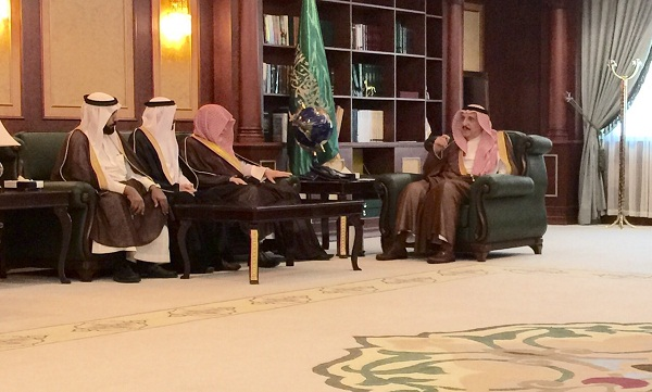 أمير جازان: الملك سلمان موسوعة تاريخية متنقلة - المواطن