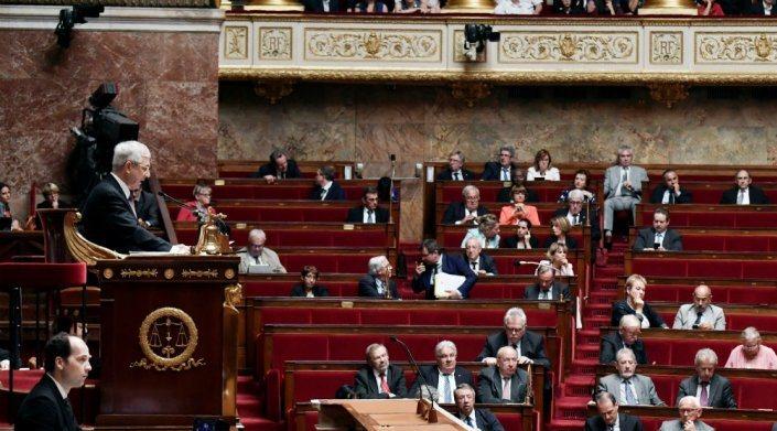 الجمعية الوطنية الفرنسية البرلمان الفرنسي