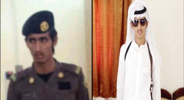 الجندي أول علي عبدالله الأكلبي