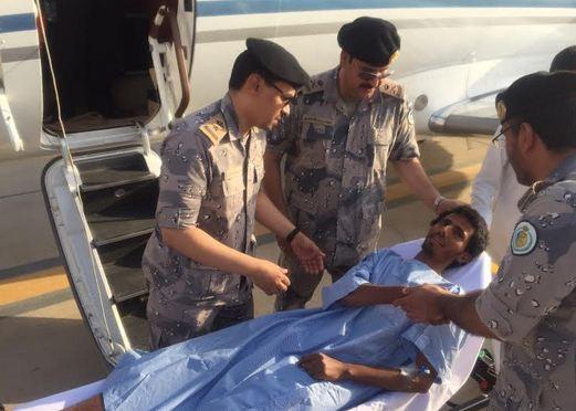 """""""هزازي"""" يعود إلى أرض الوطن بعد تخليصه من الميليشيات الحوثية - المواطن"""
