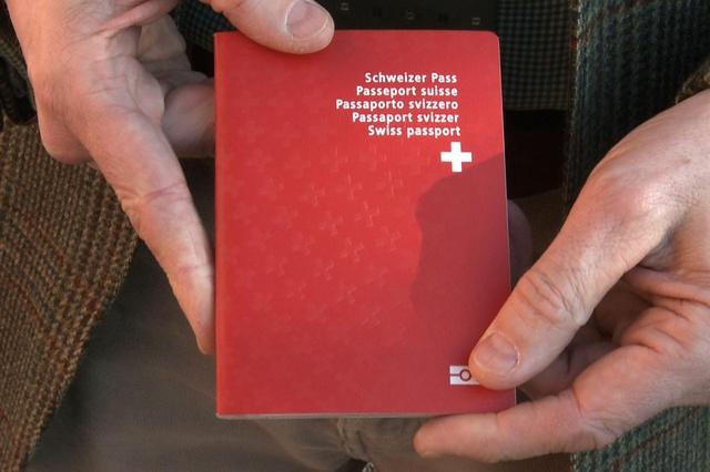 الجنسية السويسرية