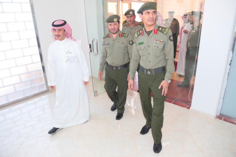 : الجوازات تفتح شعبة الخدمات الالكترونية بروشن مول بمحافظة الخرج 1