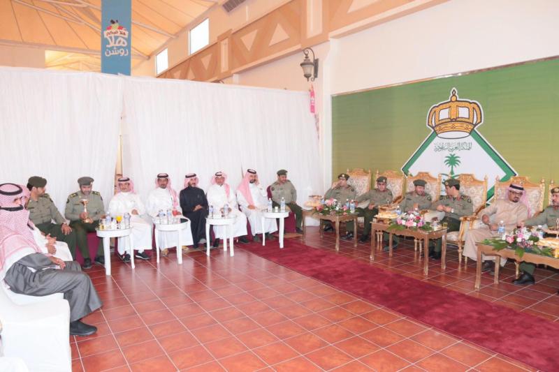 : الجوازات تفتح شعبة الخدمات الالكترونية بروشن مول بمحافظة الخرج 10
