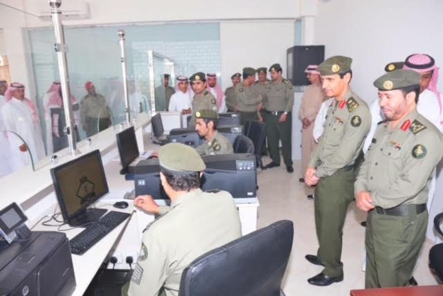 : الجوازات تفتح شعبة الخدمات الالكترونية بروشن مول بمحافظة الخرج 6